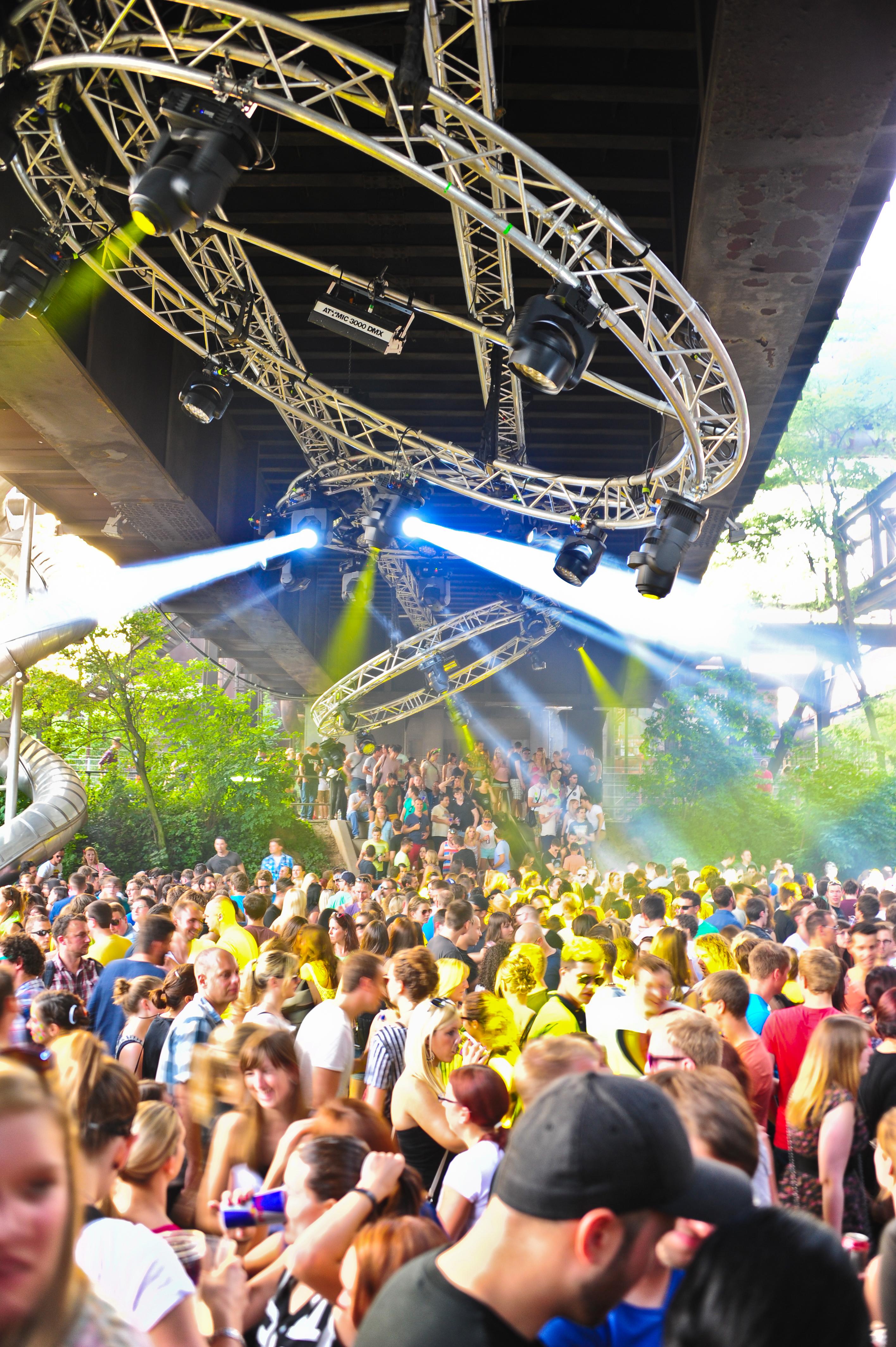 Electro Magnetic Festival Völklingen 2013 06.07.13